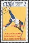 sello : America : Cuba : deportes