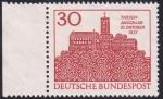 Sellos del Mundo : Europa : Alemania : Las 95 tesis de Martin Luther