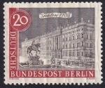 Sellos del Mundo : Europa : Alemania : Palacio Berlín