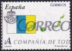 Sellos de Europa - España -  Canarias