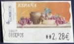 Sellos de Europa - España -  Etiquetas