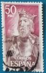 Sellos de Europa - España -  Edifil 2073