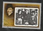 Sellos del Mundo : Asia : Emiratos_Árabes_Unidos :  Fujeira - Historia del Cine, Fernandel, actor