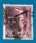 Sellos de Europa - España -  RESERVADO JAVIER AVILA