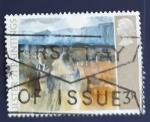 Sellos de Europa - Reino Unido -  Pinturas