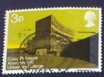 Sellos de Europa - Reino Unido -  Universidad
