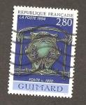 Sellos de Europa - Francia -  RESERVADO RAFAEL ALONSO