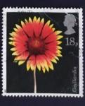 Sellos de Europa - Reino Unido -  Flores