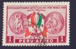 Sellos de America - Perú -  Tesoros artisticos