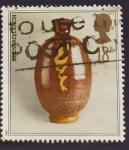 Sellos de Europa - Reino Unido -  Ceramica