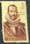 Sellos de Europa - España -  Edifil 1381 *