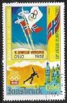 Sellos del Mundo : Africa : Guinea_Ecuatorial : Juegos Olimpicos de Invierno - Innsbruck 1976