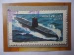 Sellos del Mundo : America : Venezuela : Submarino A.R.V.