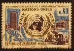 Sellos de Europa - Francia -  Naciones unidas