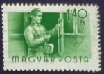 Sellos de Europa - Hungría -  Oficios
