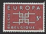 Sellos del Mundo : Europa : Bélgica : 598 - EUROPA