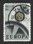 Sellos del Mundo : Europa : Bélgica : 689 - EUROPA