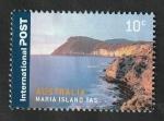 Sellos del Mundo : Oceania : Australia : 2665 - Isla María, Tasmania