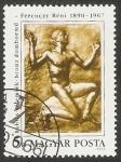Sellos del Mundo : Europa : Hungría : 3281 - Centº del nacimiento del escultor Ferenczy Beni