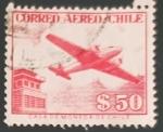 Sellos del Mundo : America : Chile : Aviacion