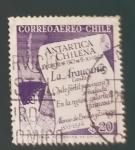 Sellos de America - Chile -  Antartica