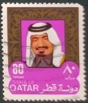 Sellos del Mundo : Asia : Qatar :  RESERVADO CARLOS RODENAS