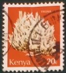 Sellos del Mundo : Africa : Kenya : Minerales