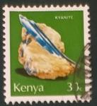 Sellos de Africa - Kenya -  Minerales