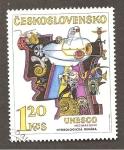 Sellos del Mundo : Europa : Checoslovaquia :  RESERVADO MANUEL BRIONES
