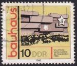 Sellos del Mundo : Europa : Alemania :  Bauhaus