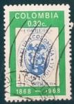Sellos de America - Colombia -  Ilustraciones
