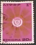 Sellos de Africa - Etiopía -  RESERVADO JAVIER AVILA