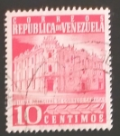 Sellos de America - Venezuela -  RESERVADO FRANCISCO DEL AMO