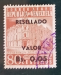 Sellos de America - Venezuela -  Oficina de correos de Caracas