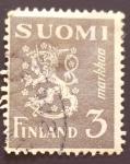 Sellos de Europa - Finlandia -  Iconografia