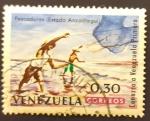 Sellos de America - Venezuela -  Pesca