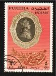 Sellos del Mundo : Asia : Emiratos_Árabes_Unidos :  97  FUJEIRA  Mozart