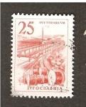 de Europa - Yugoslavia -  INTERCAMBIO