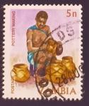 de Africa - Zambia -  Artesania