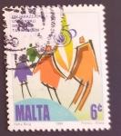 de Europa - Malta -  Ilustraciones