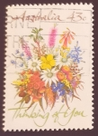 de Oceania - Australia -  Flores