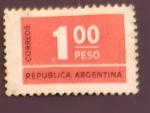 de America - Argentina -  Cifras