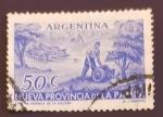 de America - Argentina -  La Pampa