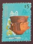 de America - Argentina -  Urna funeraria