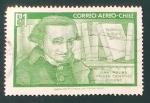 de America - Chile -  Primer científico chileno