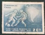 Sellos de America - Chile -  RESERVADO FRANCISCO DEL AMO