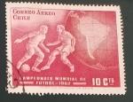 de America - Chile -  Futbol