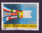 Sellos de Europa - Italia -  RESERVADO MANUEL BRIONES