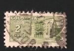 de America - Colombia -  Palacio de Comunicaciones