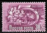 sello : Europa : Hungría : Hungría-cambio